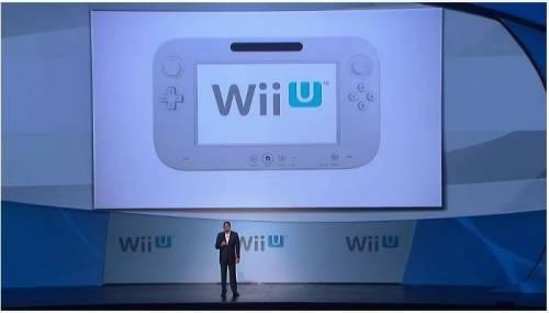 攏係wii丟哩啦-任天堂Wii U全新登場