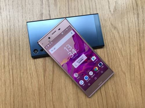 Sony Xperia XZ山茶花新色開放預購 25日正式抵台