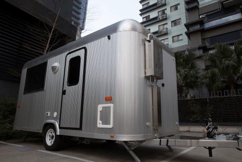 MIT100 台灣製造 Travel Box鋁合金露營拖車