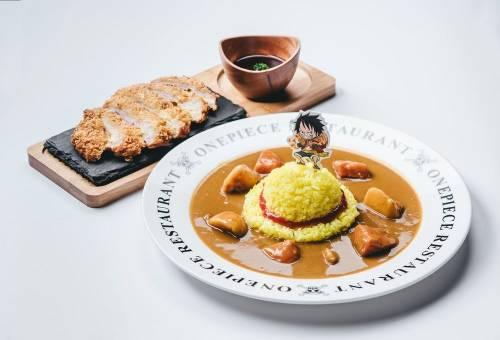 日本官方海外首間 台灣航海王餐廳 嚴選食材 量身訂製主角夢幻餐點