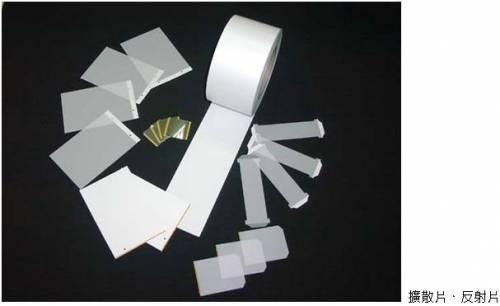 液晶螢幕中的重要材料 膠帶