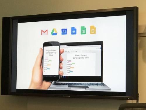 Google G Suite 讓1+1>2 團隊工作更有效率