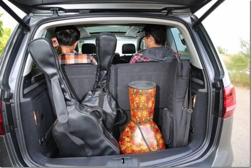 夢想的巡迴演唱會 新竹文青行腳 【內附VW Sharan 2017年價格】