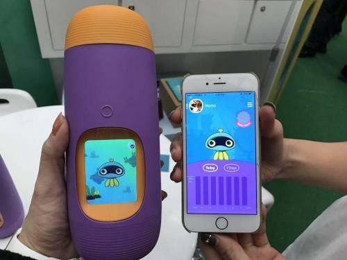 [資訊月]喝水還能養寵物 GULULU智慧水壺率先全球開賣