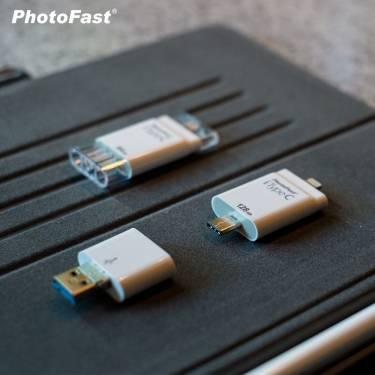 PhotoFast推出iType-C 四合一介面Apple隨身碟