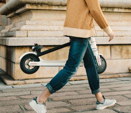 小米推出米家電動滑板車 優雅美型便利又聰明