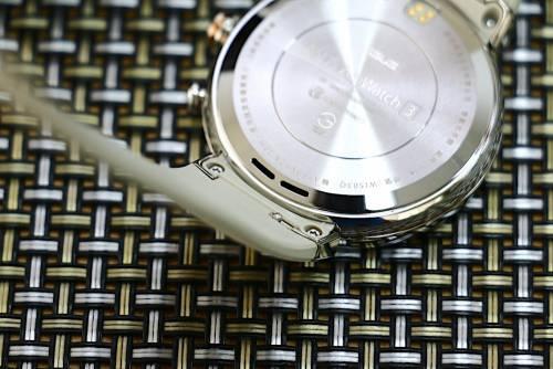 全新改款 ASUS 首款圓形錶面智慧型手錶 ASUS ZenWatch 3開箱評測