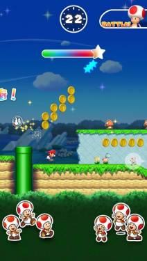 大家一起來《Super Mario Run》 生動有趣超好玩