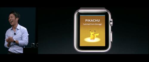 大家久等了 Pokemon Go Apple Watch版本即將推出