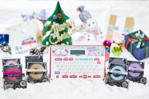Epson攜 Hello Kitty 038; Dear Daniel 一起歡慶聖誕
