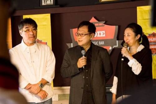 台灣爵士樂大碟登場 台灣鼓王黃瑞豐與兩大名師共同推出