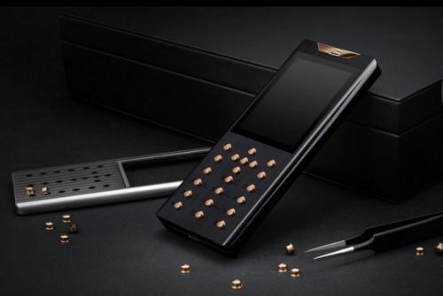Gresso Meridian 推出要價將近百萬的奢華手機