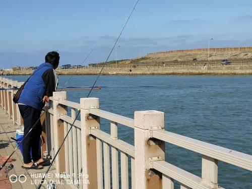 帶著 HUAWEI Mate 9 Pro 拍台灣 用徠味紀錄西濱漁港海岸台味 永安 南寮 海山漁港紀行