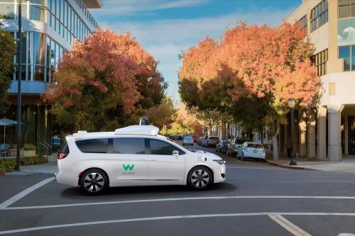 本田與Alphabet旗下Waymo合作 將推出無人駕駛汽車
