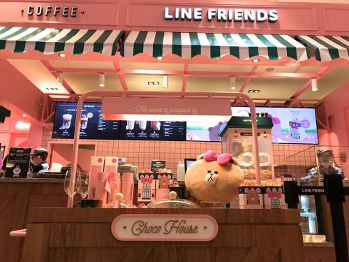 萌翻全台 首間LINE FRIENDS Cafe正式開幕