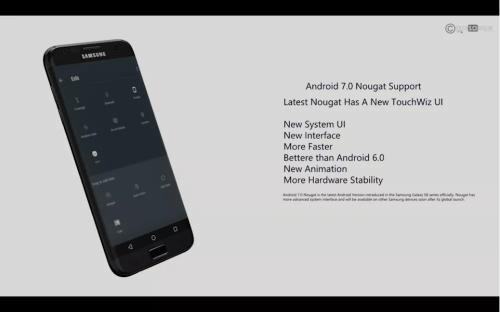 直上8GB記憶體 Galaxy S8來勢洶洶