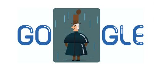 雨衣的發明者 查爾斯麥金塔 Charles Macintosh 250歲冥誕