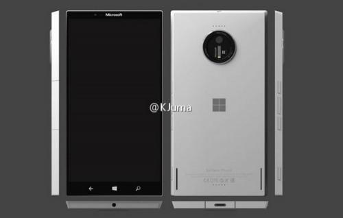 Surface Phone諜照曝光 給你滿滿的微軟風