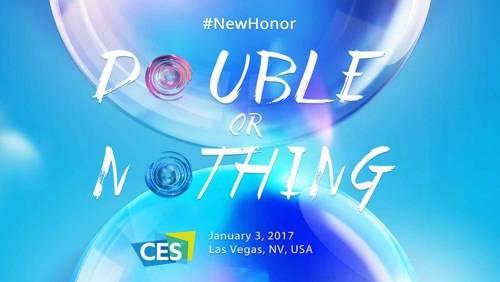 華為Honor 6X CES亮相 1月4日全球上市