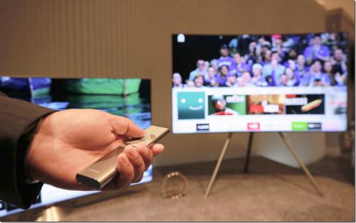強打量子點技術 Samsung 推出全新系列 QLED TV