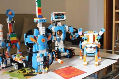 LEGO為孩童推出專屬機器人模組套件 Lego Boost