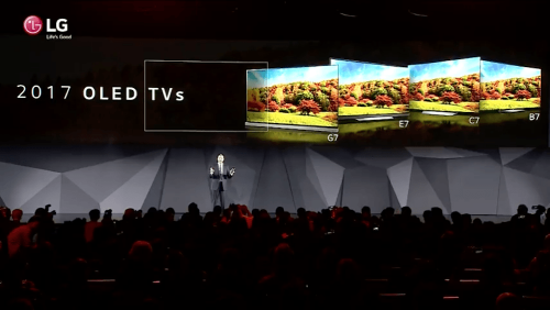 輕薄如紙 LG Signature 4K OLED W 2017 CES發表亮相