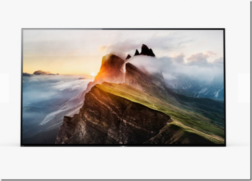 棄 QLED 從 OLED?Sony Bravia 4K OLED TV 登場