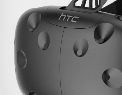 HTC VIVE 移動定位器 專用頭戴式耳機 無線配件 CES 2017亮相