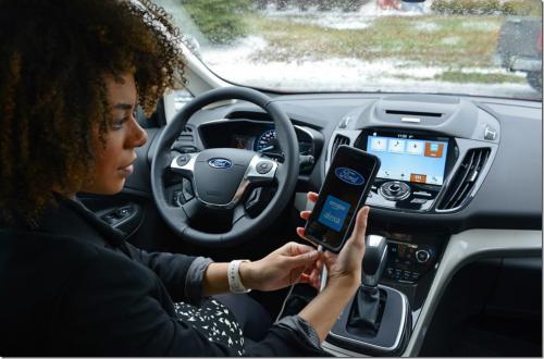 Amazon Alexa 上車幫你 Ford 福特汽車導入Alexa智慧語音服務