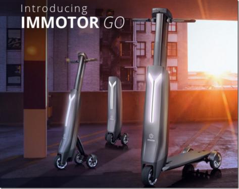 掛了智慧就很厲害?Mophie 推出不便宜的智慧電動滑板車