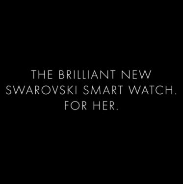 女孩專屬 Swarovski將推出首款智慧手錶 Android Wear