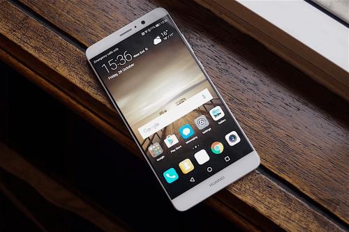 全球首款搭載Alexa功能智慧型手機 HUAWEI Mate 9即將於美國上市