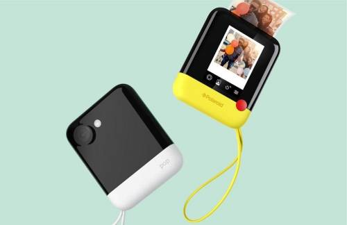 Polaroid依舊健在 CES推 Polaroid Pop 最新拍立得機種