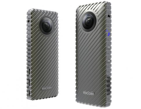 為直播而生的攝影工具 Ricoh R 360 度攝影套件