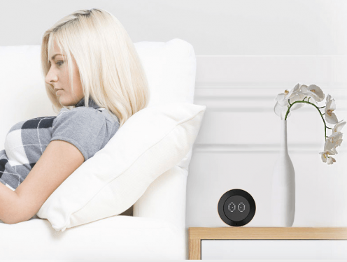 VOBOT CLOCK 首款搭載Alexa的智慧鬧鐘