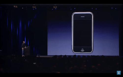 經典回顧 Apple iPhone十週年生日快樂