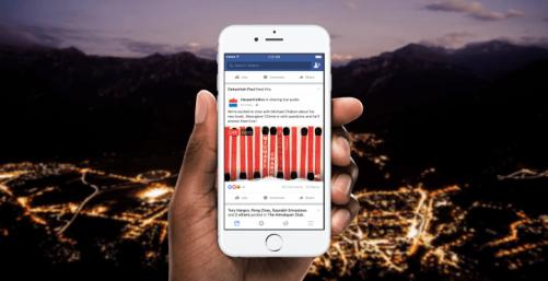 Facebook將在影片「中間」放入廣告