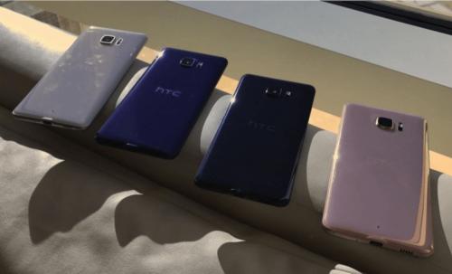 HTC U Ultra實機曝光 據傳將搭載6 吋子母螢幕與Snapdragon 835處理器