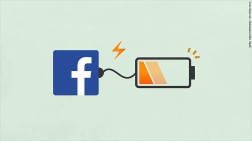 Facebook一直拖垮你的手機電力?試試調整關閉這個功能!