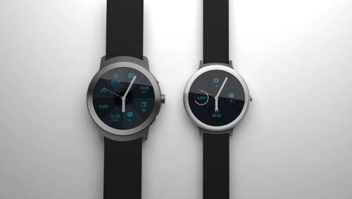 Google與LG攜「手」 推出Android Wear 2.0新錶Watch Sport Watch Style