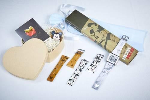 Smart Canvas電子紙療癒手錶再現迪士尼經典魅力