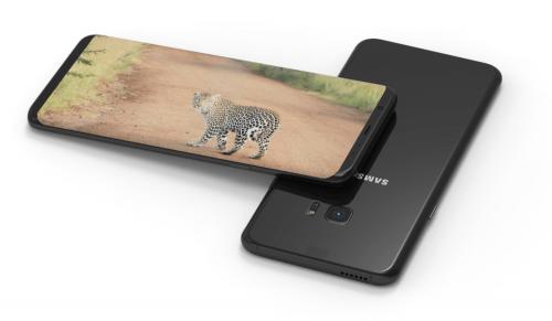 Galaxy S8渲染圖曝光 將採用雙曲面螢幕與取消實體Home鍵