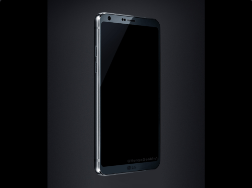 LG G6外型曝光 MWC 2017展前一天正式發表