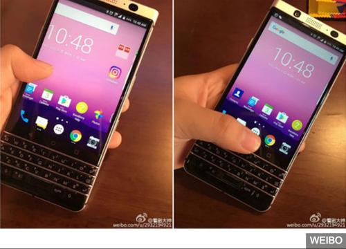 採用Snapdragon 625處理器 黑莓Mercury預計2月25日發表亮相
