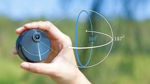360超夯 日本推出攜帶式環景鏡頭-Pi SOLO