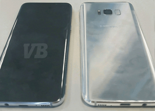 Galaxy S8實機曝光 預計3月29日發表