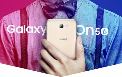 Samsung SM-G615F 新機 意外曝光