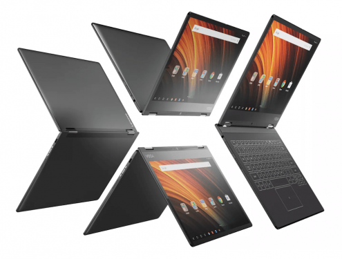 萬元有找超薄筆電 Lenovo Yoga A12正式發表