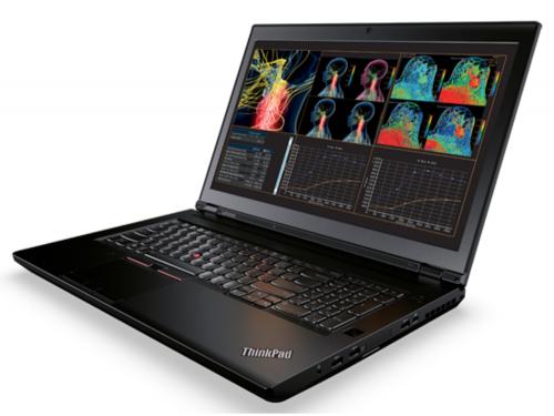 Lenovo推出三款ThinkPad P工作站筆電