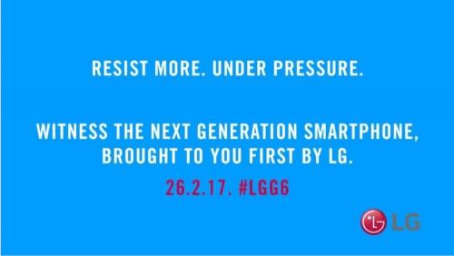 導入防塵防水技術與電量加大14 LG G6細節規格曝光